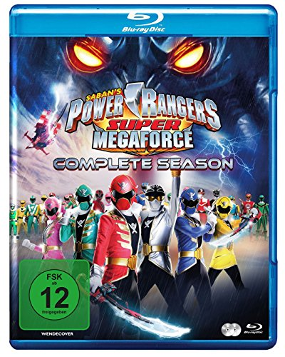 power rangers megaforce complete - 7
