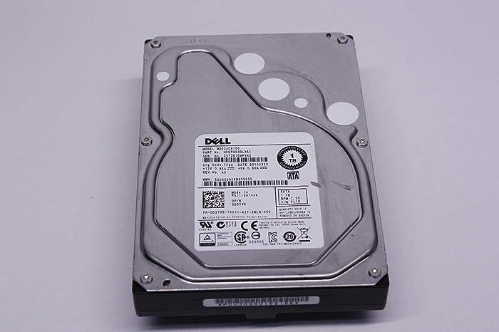 """Dell D3YV6 1TB 7.2k 3.5"""" SATA-6Gb/s HDD"""