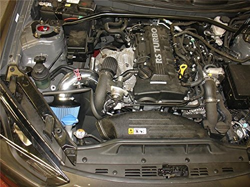 Amazon.com: Injen 13-14 Hyundai Genesis Coupe 2.0L 4cyl Turbo GDI Black Short Ram Intake w/ Heat Shield (sp1387blk): Automotive