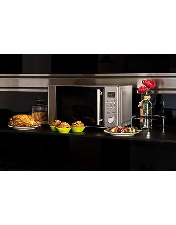 Hornos microondas con función de horno y grill | Amazon.es