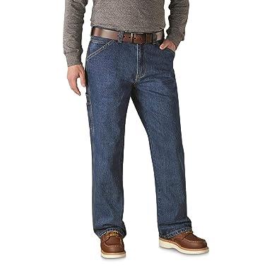 87785ed2c Guide Gear Men's 5-Pocket Carpenter Jeans at Amazon Men's Clothing store: