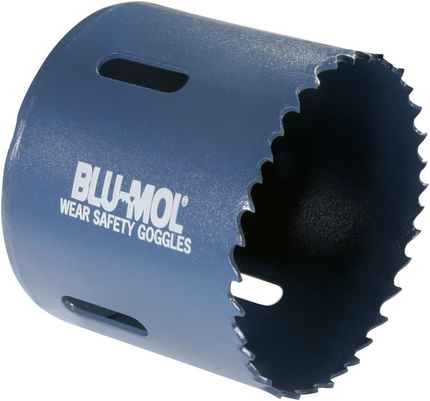 51mm Disston E0102424 2-Inch Boxed Blu-MOL Bi-Metal Hole Saws