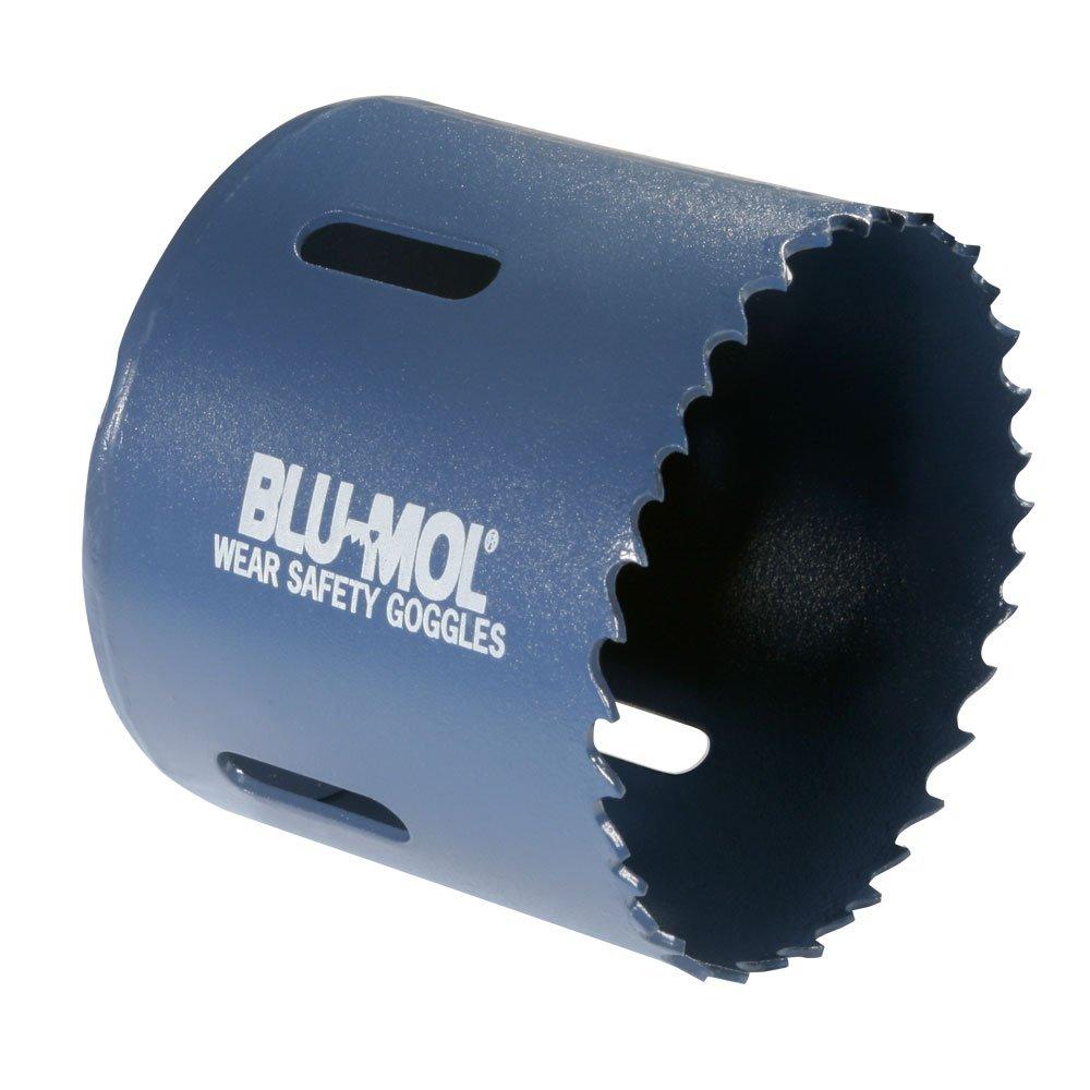 89mm Disston E0102442 3-1//2-Inch Boxed Blu-Mol Bi-Metal Hole Saws