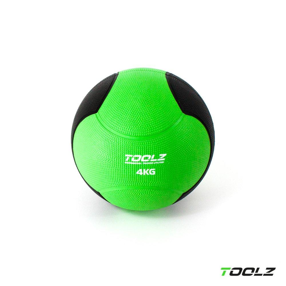 TOOLZ – Balón Medicinal 4 kg: Amazon.es: Deportes y aire libre