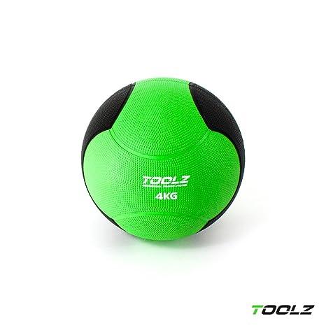 TOOLZ - Balón Medicinal 4 kg: Amazon.es: Deportes y aire libre