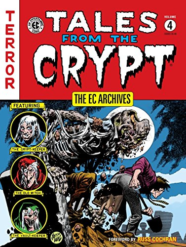 Jack Daniels Pack - The EC Archives: Tales from the Crypt Volume 4