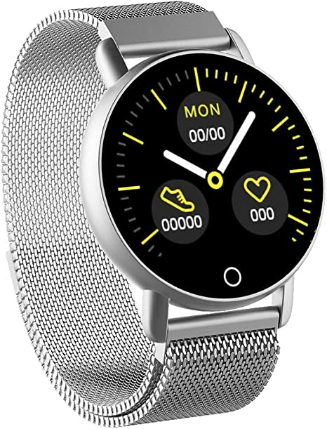 NORTHEDGEBand Fitness Tracker Reloj Inteligente Presión Arterial ...