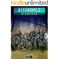 Scurfifer (Alfarome. Book 2) LitRPG Series
