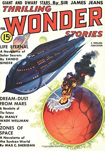 Thrilling Wonder Stories - 02/38: Adventure House Presents: pdf epub