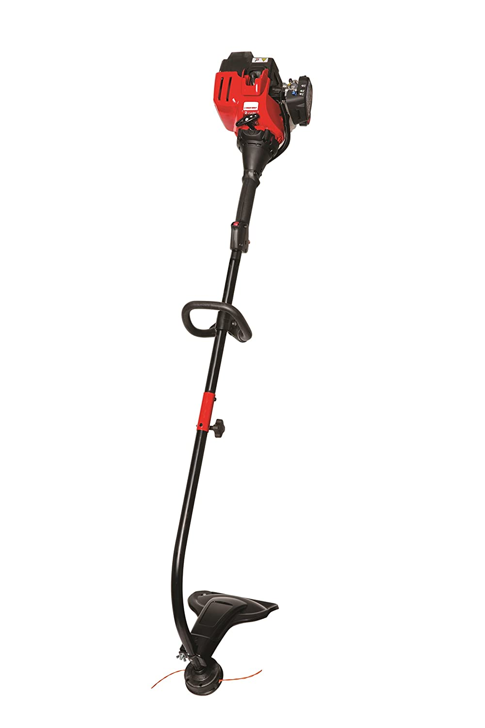 Amazon.com : Troy-Bilt TB22 EC 25cc 2-cycle Curved Shaft String Trimmer : Gas Weed Eater : Garden & Outdoor