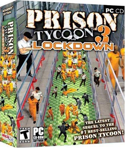 Prison Tycoon 3: Lockdown - PC