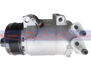 Nueva a/c compresor para Nissan Armada/Pathfinder/Titan/Infiniti QX56 5,6 L: Amazon.es: Coche y moto