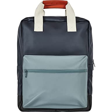 Rains Scout Bag One Size Blue Rust Pacific Moon Rust  Amazon.co.uk  Clothing fb81e351380ee