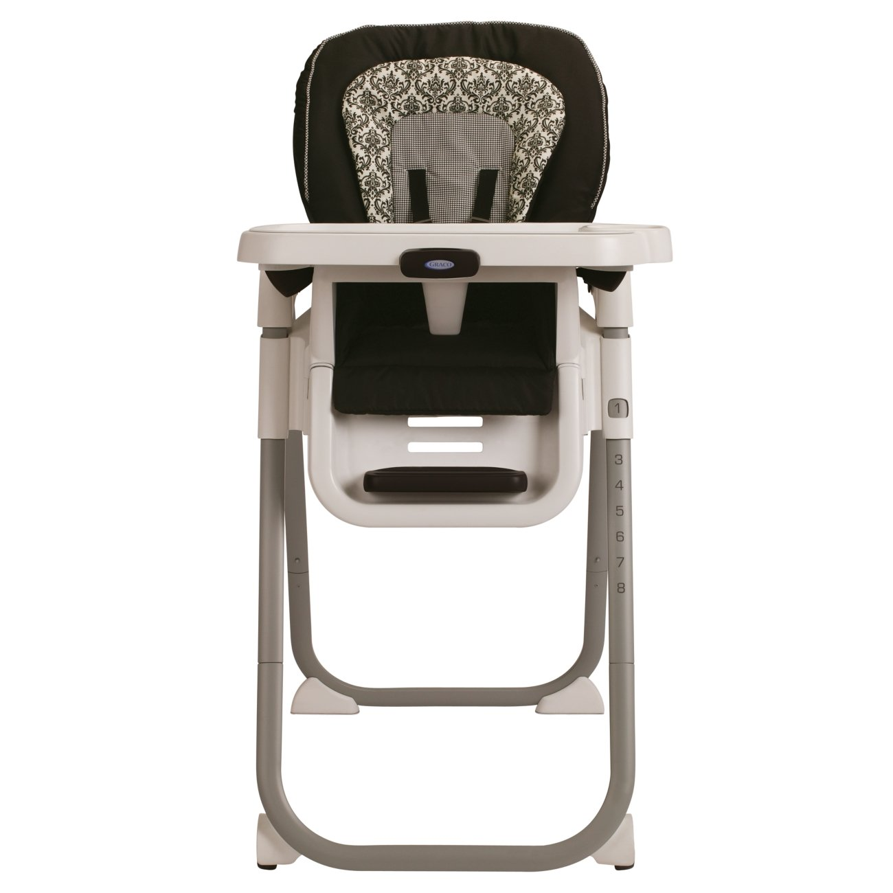 Amazon.com : Graco TableFit Baby High Chair, Rittenhouse : Childrens  Highchairs : Baby