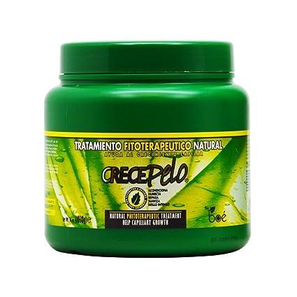 Crece Pelo Tratamiento Fitoterapetico Natural (Natural Fitoterapéutico Tratamiento) 1064,6 ml