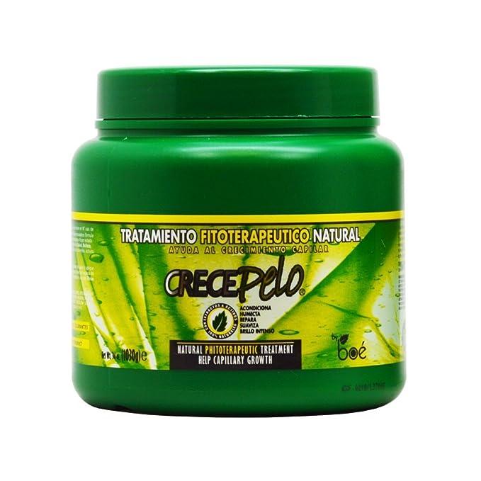 Crece Pelo Tratamiento Fitoterapetico Natural (Natural Fitoterapéutico Tratamiento) 1064,6 ml: Amazon.es: Belleza