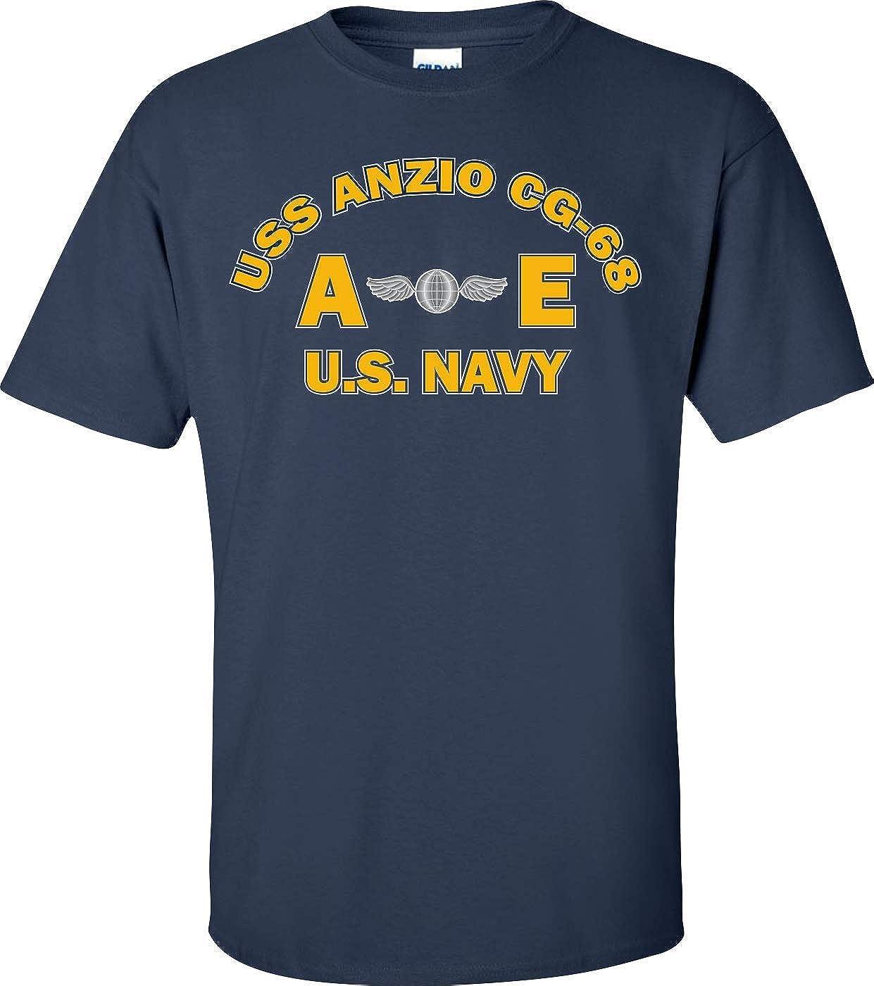 US Navy USS Anzio CG-68 T-Shirt