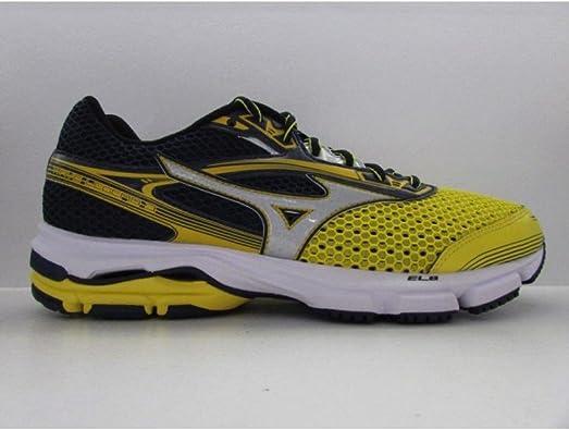 Mizuno Wave Legend 3, zapatillas de running para hombre, negro ...