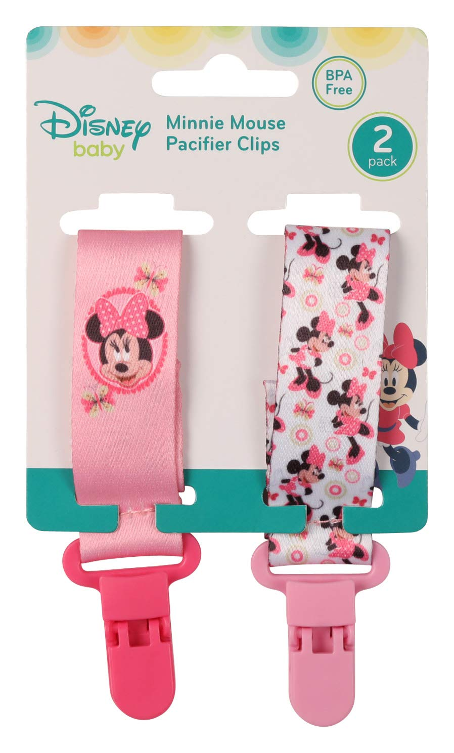 Amazon.com: Disney Minnie Mouse - Clips de mariposa (2 ...