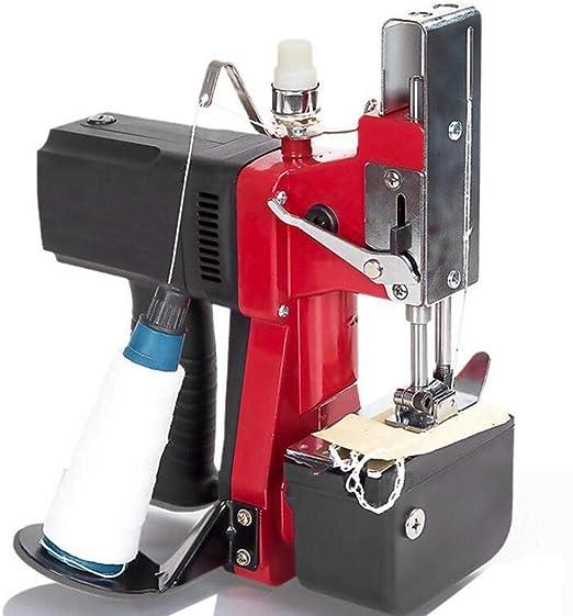 XGHW Máquina de Coser a Mano, máquina de Sellado eléctrica Tipo ...