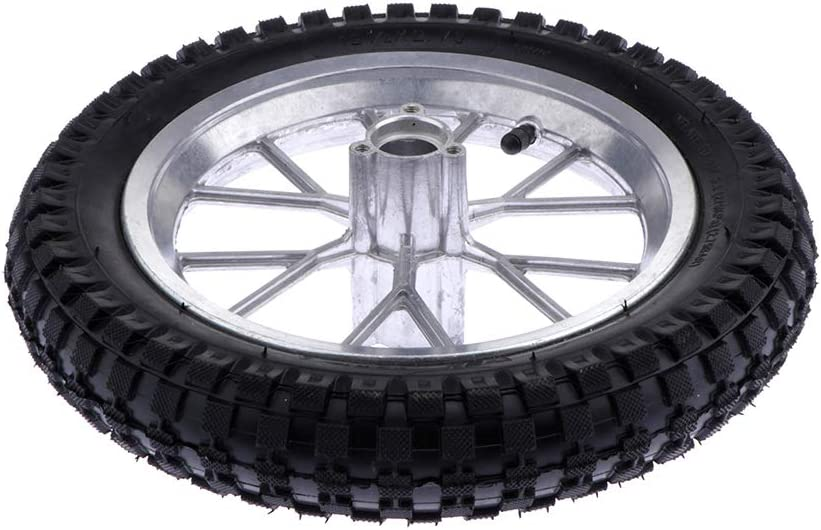 SDENSHI 12.5X2.75 Mini Motor For 49CC Dirt Bike Rear Wheel Tyre Inner Tube Set