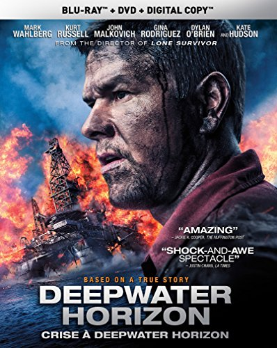 Deepwater Horizon [Blu-ray + DVD+ Digital HD]