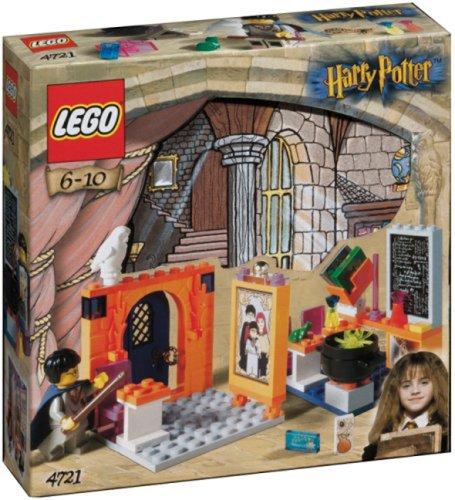 4721 LEGO HarryPotter Hogwarts Klassenzimmer günstig kaufen