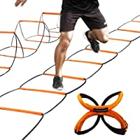 Agility Ladder Speed Hurdle Workout Ladder Soccer Training Equipment