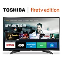 Deals on Toshiba 43LF421U19 43-in Full HD Smart LED TV Fire TV Edition