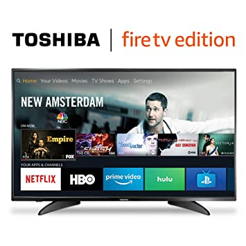 Amazon.com  Toshiba 43LF621U19 43-inch 4K Ultra HD Smart LED TV HDR - Fire  TV Edition  Electronics f3607a7272
