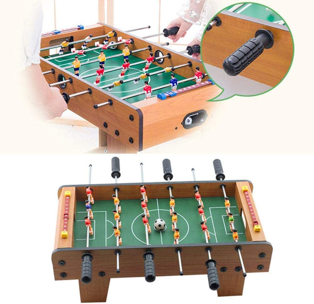 bowlder Tischkicker 20 Zoll Mini Tischkicker Kicker Tischkicker Wettkampfspiel Spielhalle Spielfeld Sport f/ür Adluts Kinder