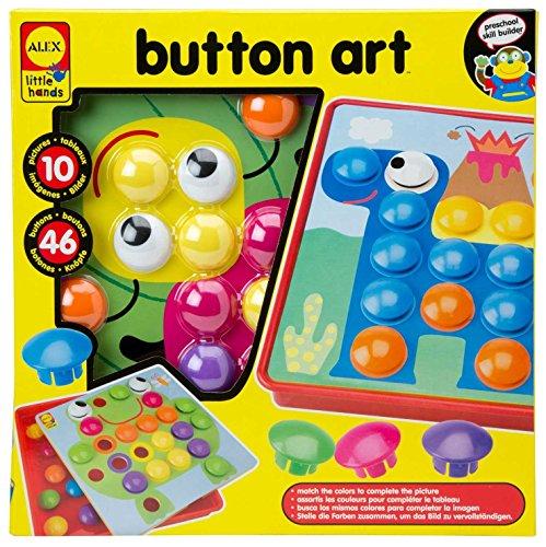 ALEX Toys Little Hands Button - Alex Hands Toys Little