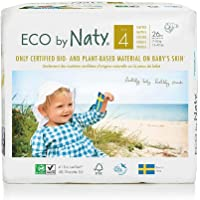 Naty Nature Baby 26 Nappies Size 4