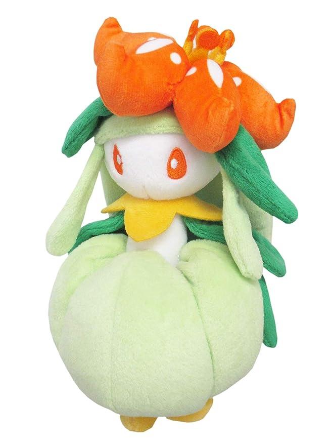 Pokemon ALL STAR COLLECTION Teddiursa Plush doll SAN-EI From Japan