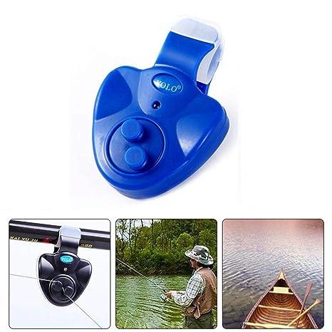 Hamkaw - Alarma de Pesca, Alarma de picada de Peces, Alarma ...