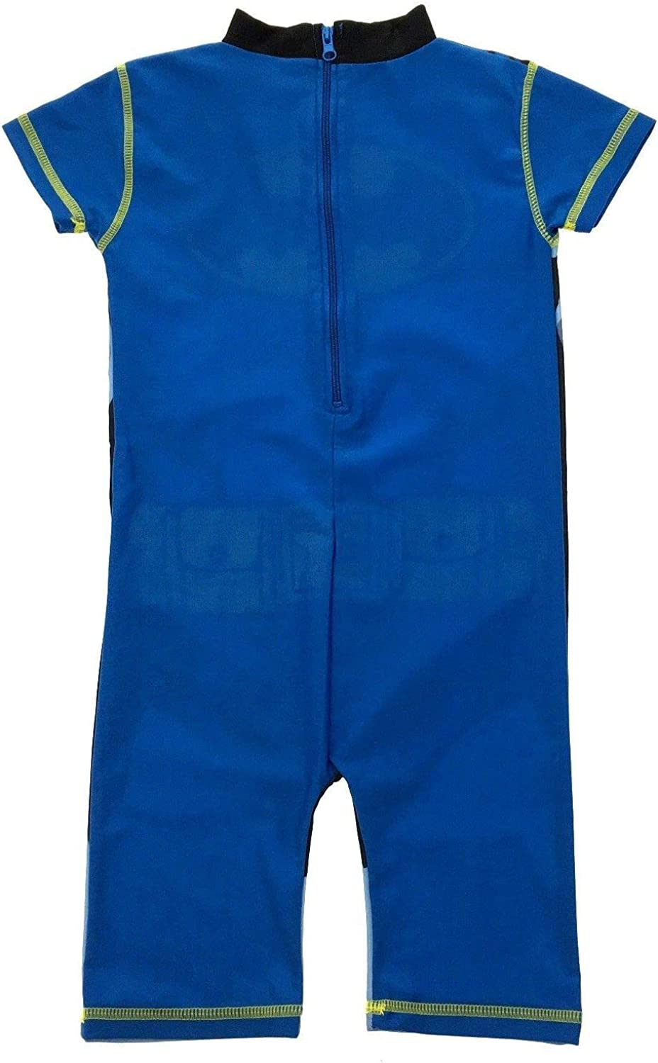 Sun Protection Fabric UPF Protection 50+ United Labels AG Baby Toddler Young Boys Licenced Superhero Sunsuit Swimsuit Ultra Violet Protection