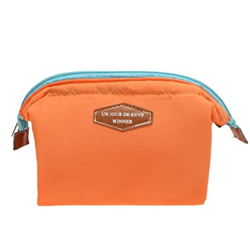 44f736c4533a Amazon.com : ADOSOUL Women's Travel Cute Makeup Bag Cosmetic pouch ...