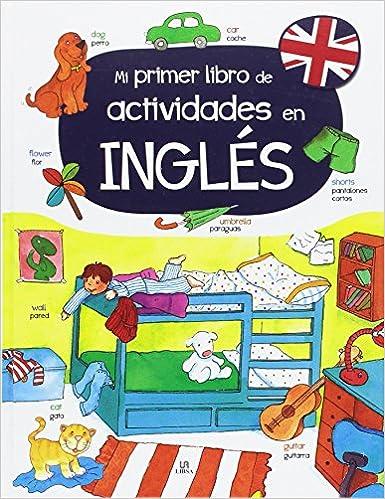 MI PRIMER LIBRO DE ACTIVIDADES EN INGLES: FERRANDIZ ELENA: 9788466233989: Amazon.com: Books