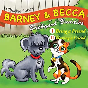 Barney and Becca Audiobook