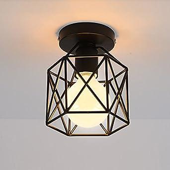 Retro Salon Luminaire Chambre Café Restaurent Salle