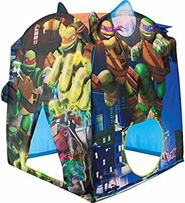 Amazon.com: Playhut Nickelodeon Teenage Mutant Ninja Turtles ...