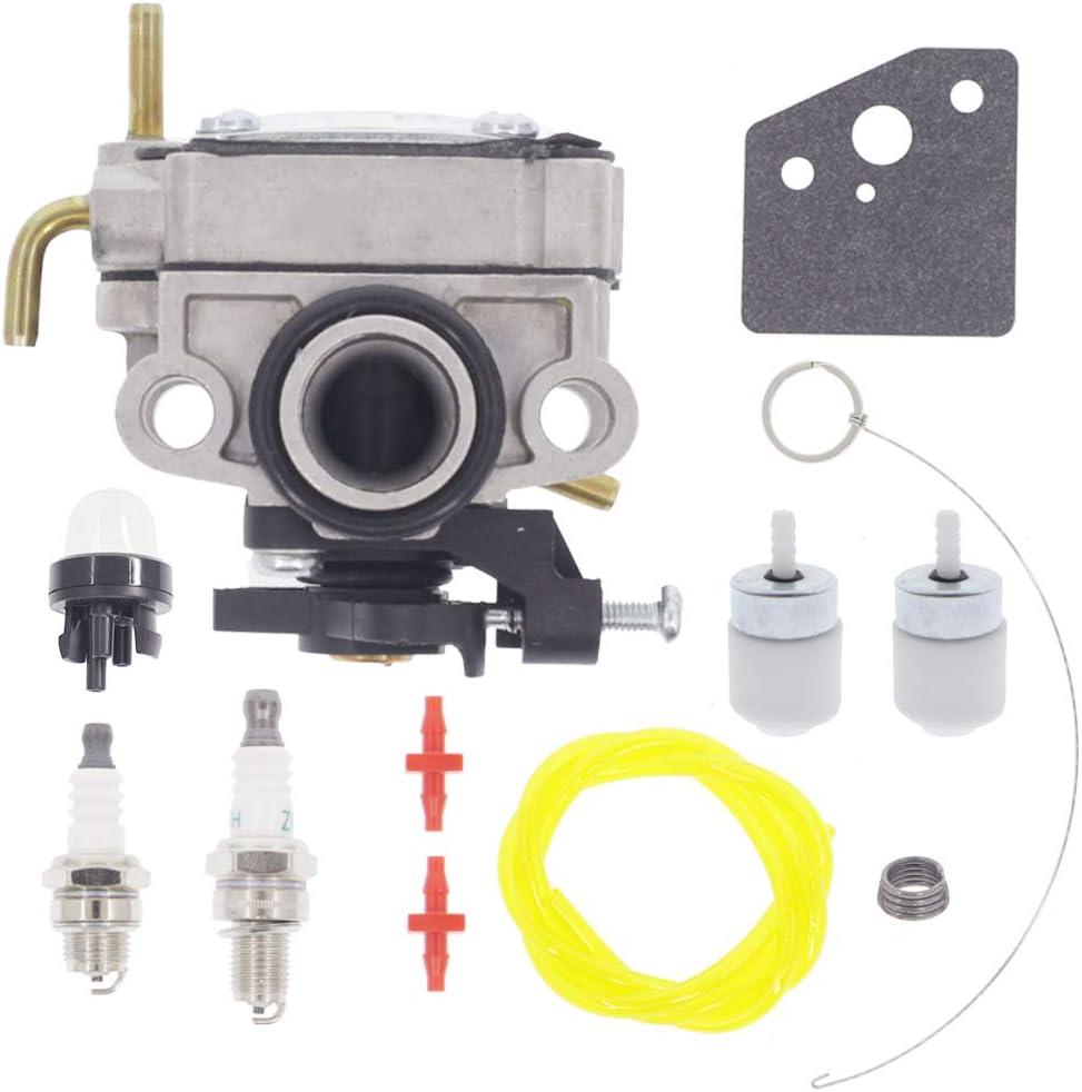 Carburetor Fits MTD 753-08323 AC8 TEC Troy Bilt TB6044XP 41ADL6PC766 TB6044XP