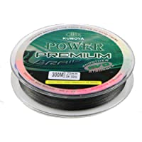 4 Braided Fishing Line (328Yds-1094Yds) (10LB-100LB) SuperPower Strangth Abrasion Resistant Braided Lines Incredible…