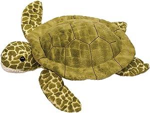 Douglas Pebbles Sea Turtle Plush Stuffed Animal