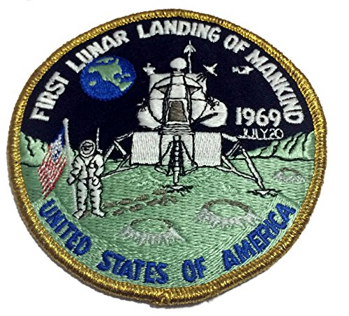 1st Lunar Landing ([Single Count] Custom and Unique (4
