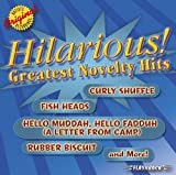 Hilarious: Great Novelty Hits