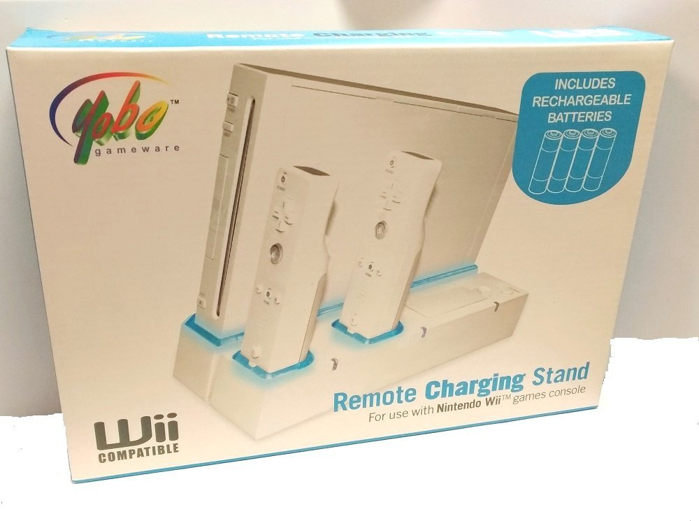 Wii Remote Charging Console Stand by Yobo