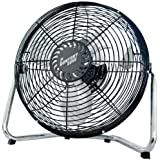 Comfort Zone High Velocity Cradle Fan | 3 Speed, 9 Inch Fan with All Metal Construction