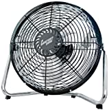 Comfort Zone High Velocity Cradle Fan | 3 Speed, 12 Inch Fan with All Metal Construction