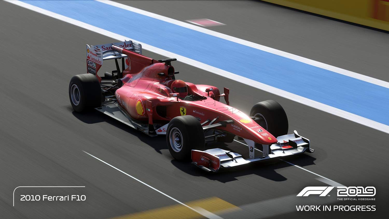 F1 2019 Jubiläums Edition (XBox ONE): Amazon.es: Libros